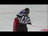Анисимов спровоцировал драку в матче НХЛ,